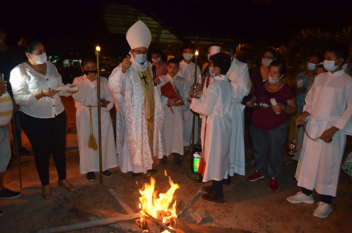 Noche de Vigilia Pascual la más grande de todas las noches