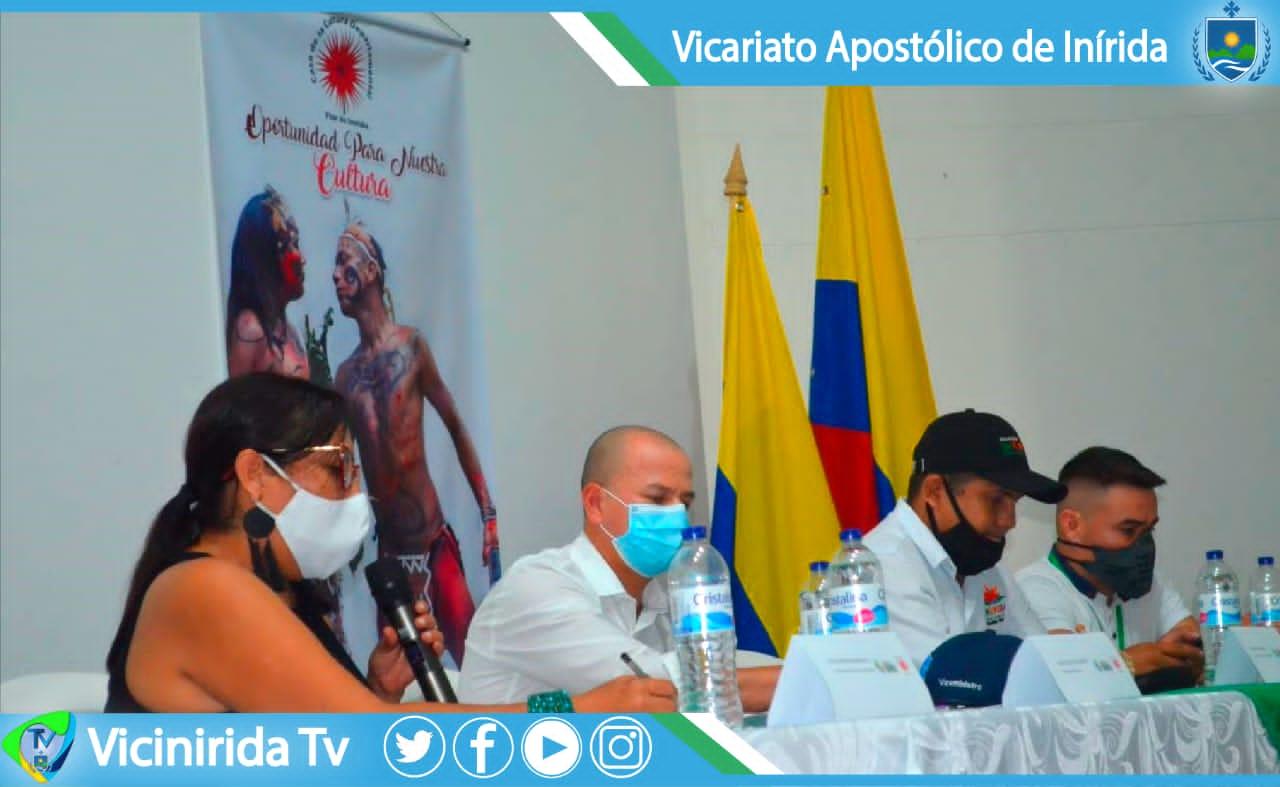 Viceministro de Fomento Regional y patrimonio en Guainía