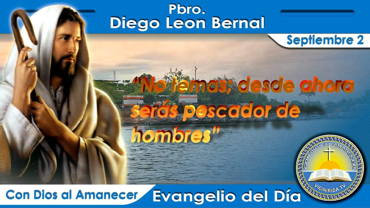 CON DIOS AL AMANCER 02 SEP