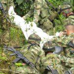 EN OPERACIÓN MILITAR BOMBARDEO CONTRA LAS DISIDENCIAS DE LA FARC EN GUAINÍA DEJA 10 MUERTOS.