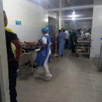 Ataque a vehículo del ejército nacional deja 11 heridos.